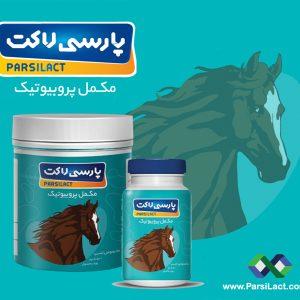 پارسی لاکت مخصوص اسب